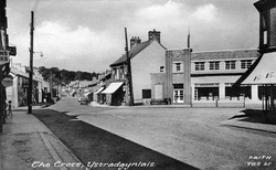 The Cross, Ystradgynlais
