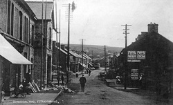 Commercial Road Ystradgynlais