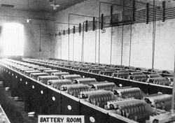 Battery Room Ystradgynlais